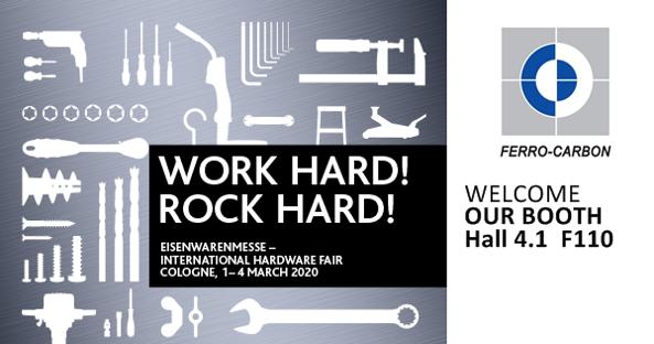 International Hardware Fair Cologne 2020