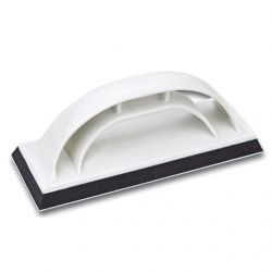 10'' X 3-3/4'' Rubber Float