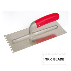 280*120mm Notch  Trowel